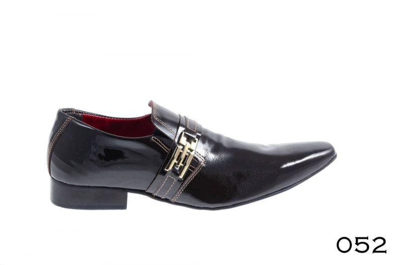 Sapatos masculino Peters PREMIUM verniz preto