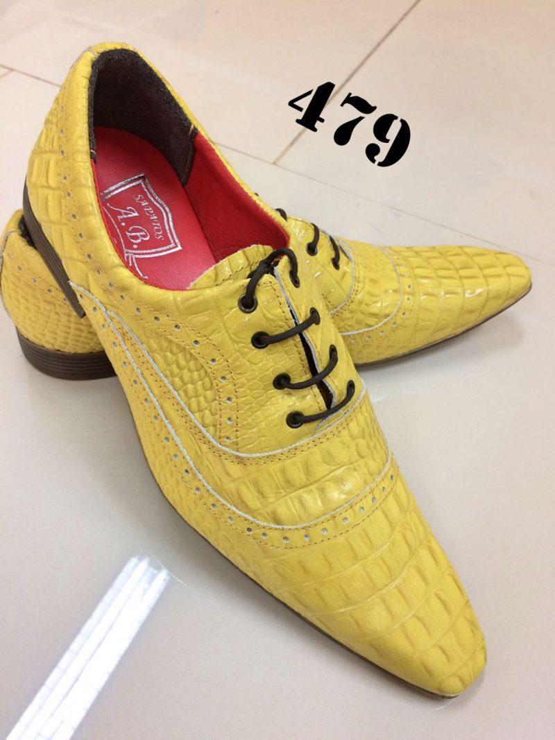 Crocodilo amarelo 479