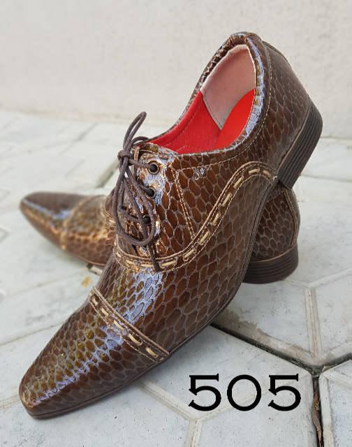 Crocodilo marrom 505