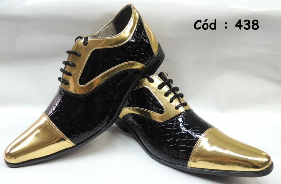 6635d5c73 Jacaré preto com dourado ANZ-438 – ITA Comfort